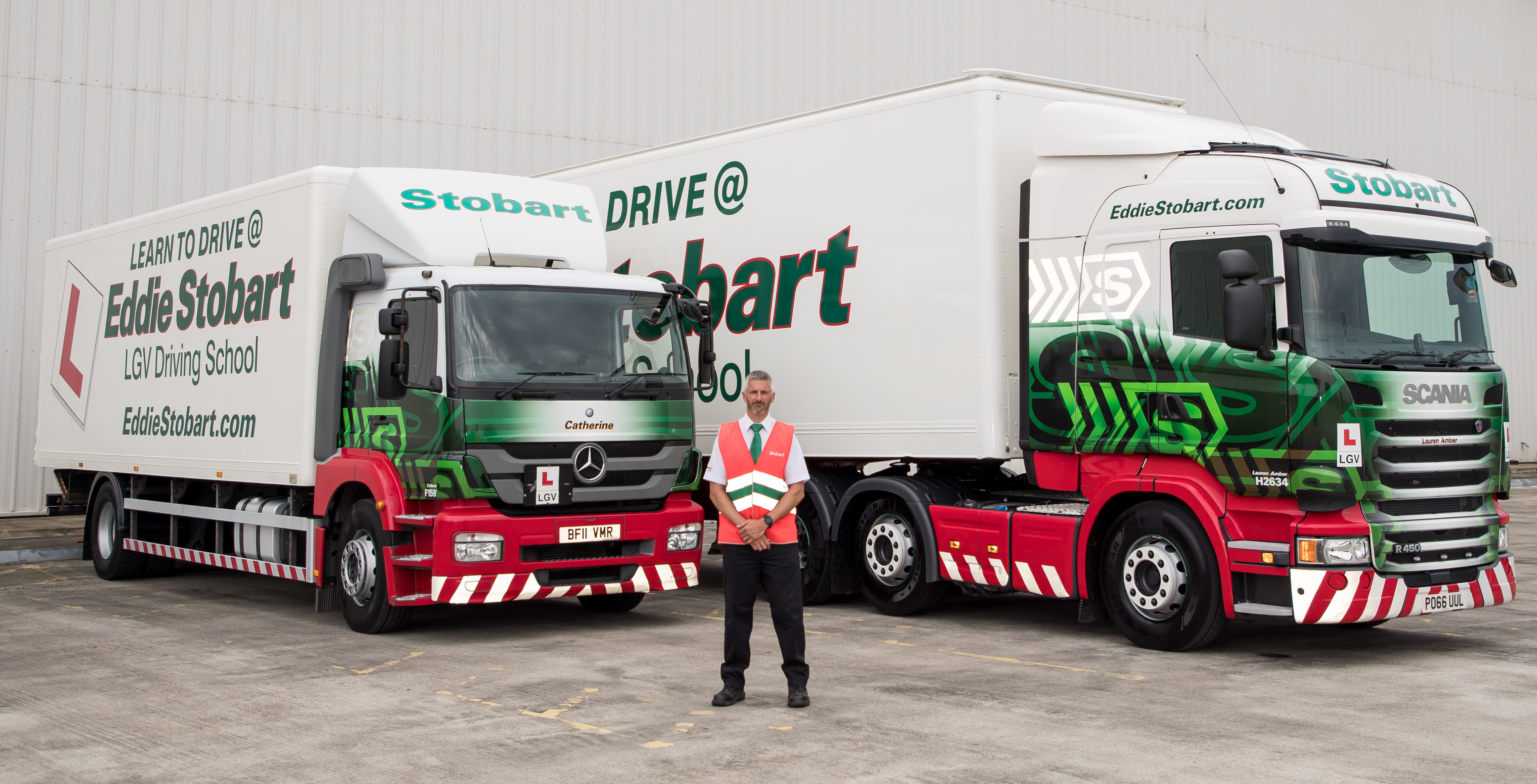 HOW TO BECOME AN EDDIE STOBART WINDOWS XP DRIVER DOWNLOAD